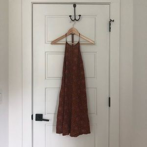 Madewell Halter Coverup Dress